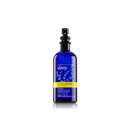 bath body works lavender chamomile