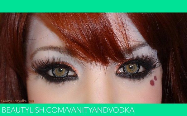 Gamer Girl Makeup Maya From