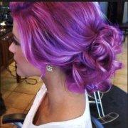 unnatural hair color beautylish