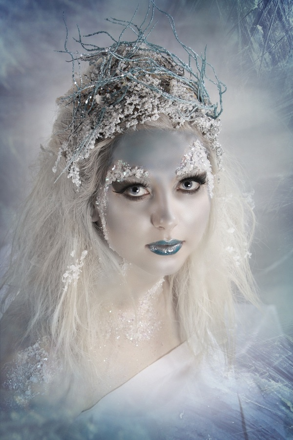 Winter White Brittany Ks BkellermanMUA Photo
