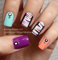 Easy Nail Art For Beginners | MissJenFabulous F.'s ...