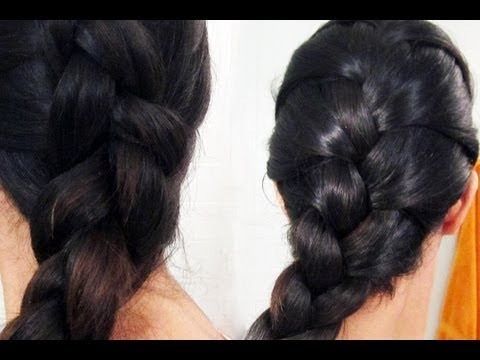 4 Back To School Braided Hair Styles Stealingbeauty