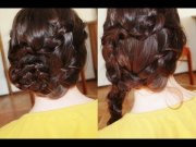 two fun braided hairstyles lilcammo93