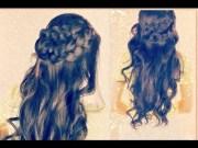 boho spring long hairstyles easy