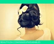 easy prom wedding hairstyles