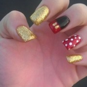 nails ideas disneyland beautylish