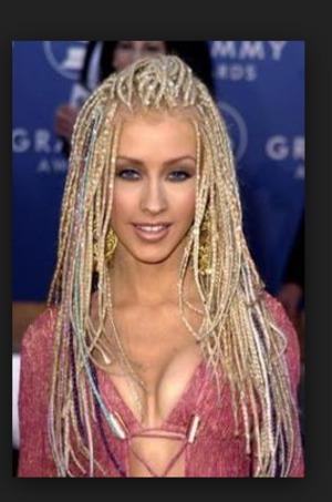 Micro braids on Caucasian hair?