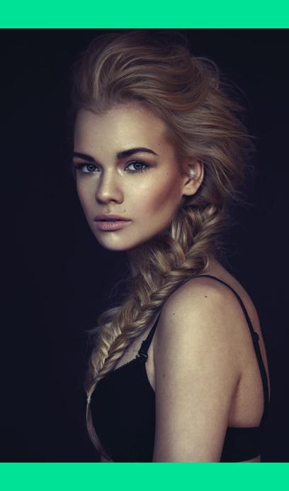 Tereza  Marilyn Photographer Jessica Weiser Hair