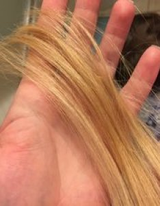 Hi if  use the  does it work on my hair please see picture hate that color of also vs  toner cant remember which one used last year rh beautylish