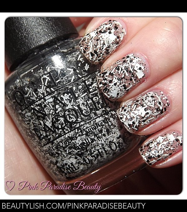 OPI  Ill Tinsel you In  Laura Es