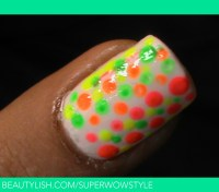 Very Easy Nail Design -nail art Easy nail Design for ...