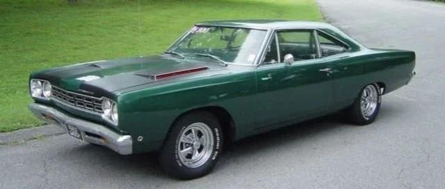 1968 Plymouth Roadrunner for sale near Hendersonville