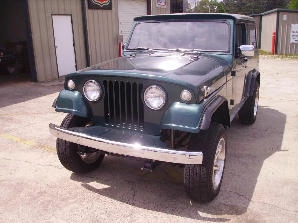 medium resolution of 1970 jeepster commando wiring diagram 37 wiring diagram images kaiser jeep cj5 1969 jeep commando kaiser