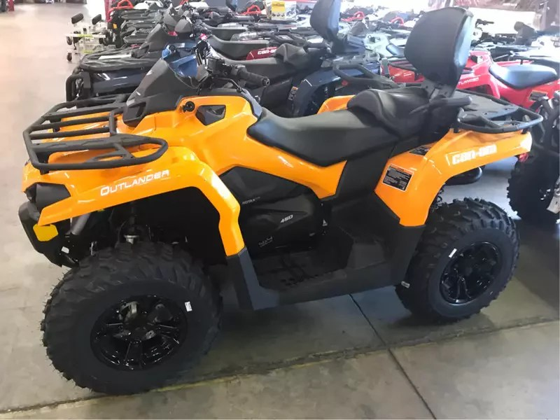 kbb value atv 2018 can am outlander max 450 for sale near winston [ 1280 x 720 Pixel ]