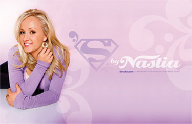 supergirl by nastia