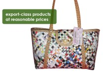 export-class products at reasonable prices - Dyaryo Bags for Life By Luz