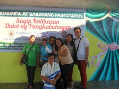2015-March10-SKDP-Livelihood-Training-Program
