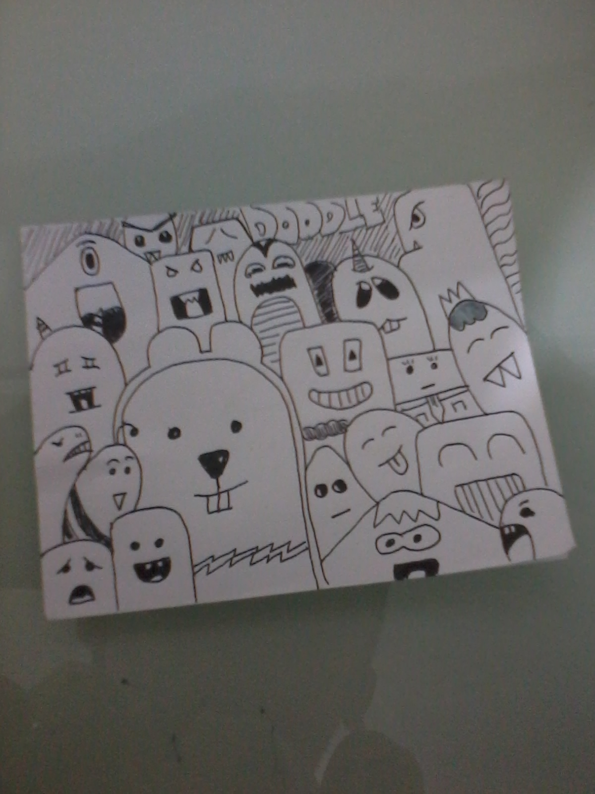 Gambar Koleksi Gambar Doodle Art Terbaik Terbaru Luc