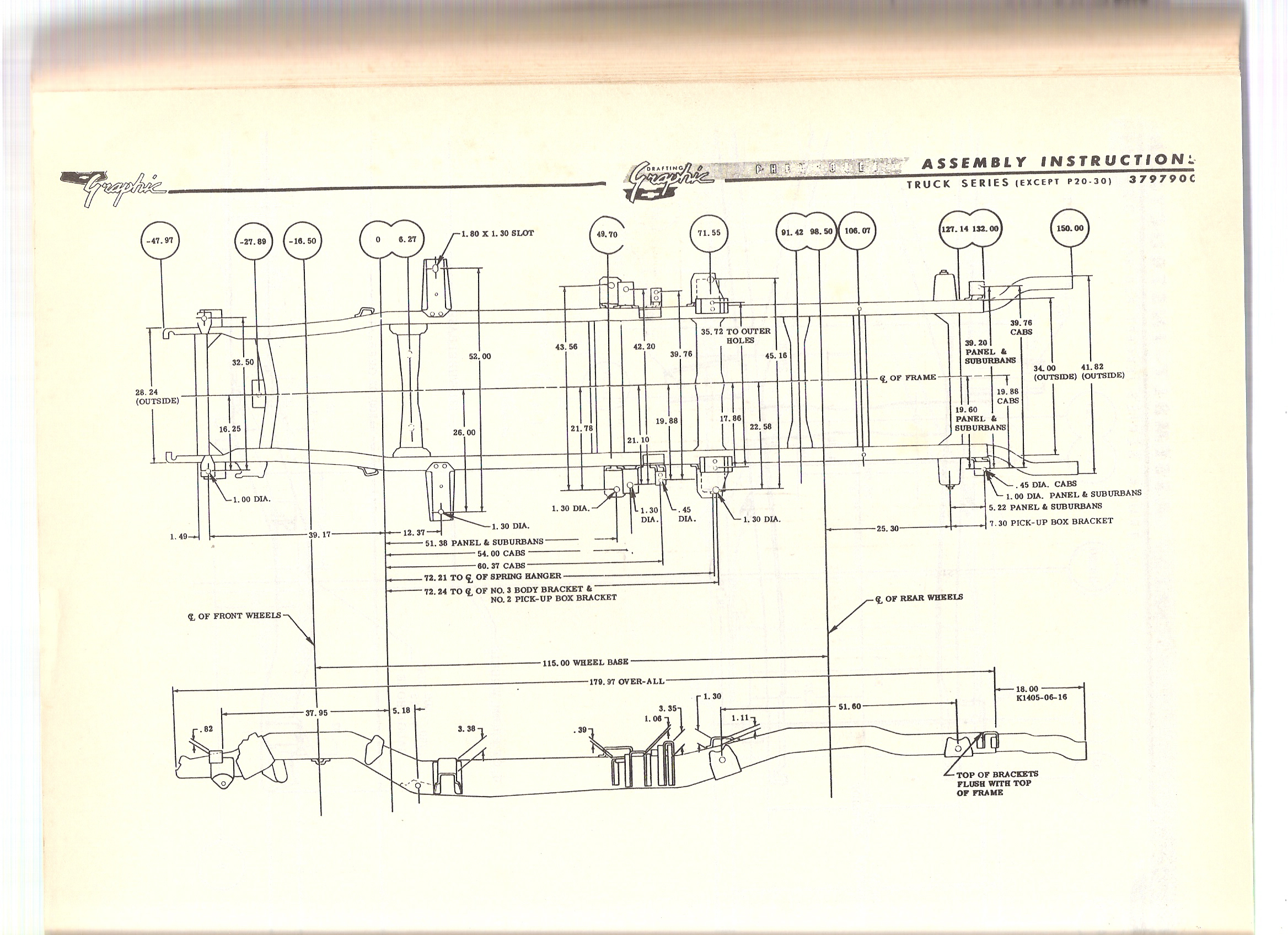 1963 1966 GMC Chevy Frame Schematic1?resize\\\\\=665%2C483 1978 gmc truck electrical wiring diagrams gandul 45 77 79 119 gmc truck electrical wiring diagrams at bayanpartner.co
