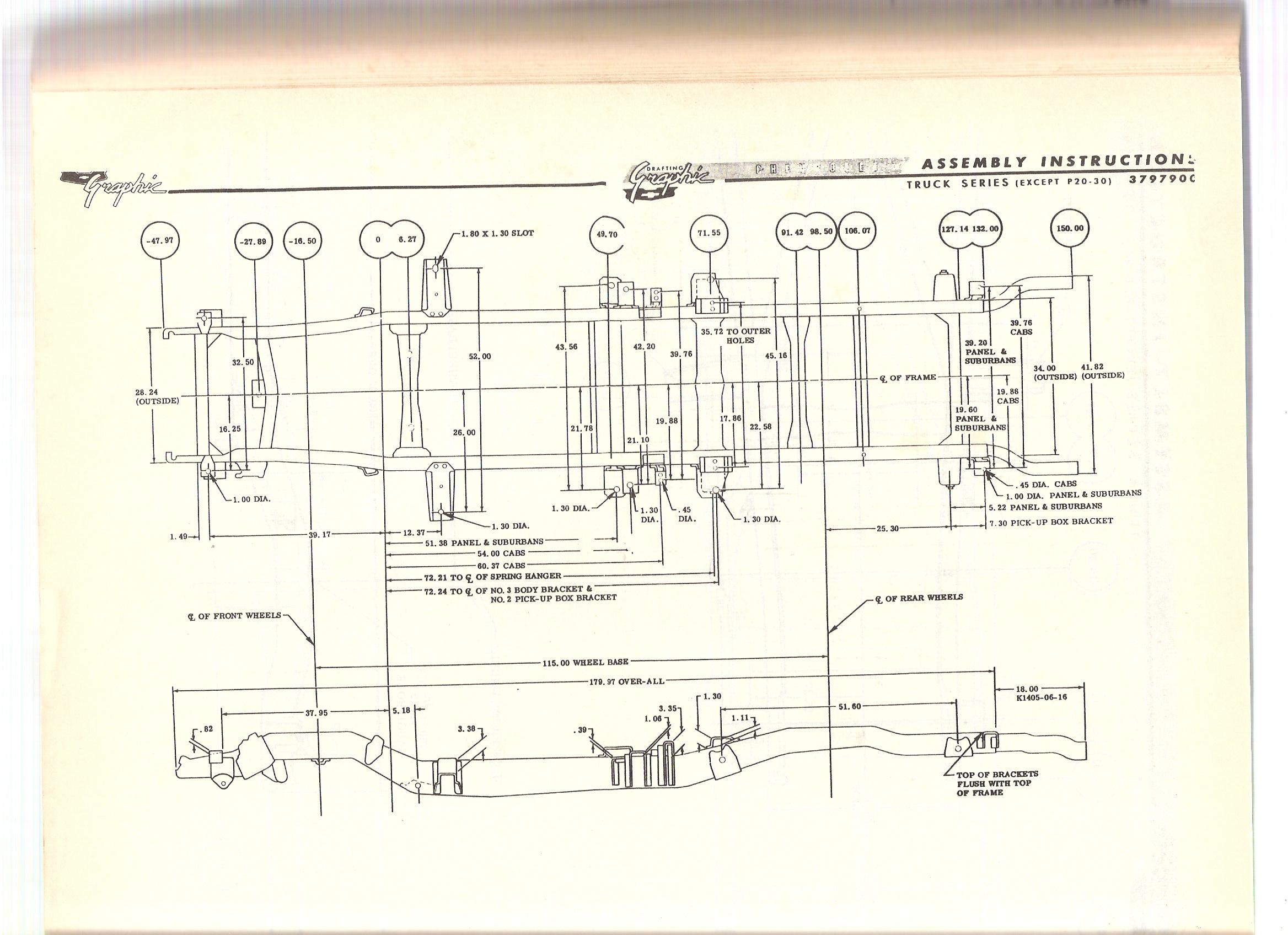 1963 1966 GMC Chevy Frame Schematic1?resize\\\\\=665%2C483 1978 gmc truck electrical wiring diagrams gandul 45 77 79 119 gmc truck electrical wiring diagrams at virtualis.co