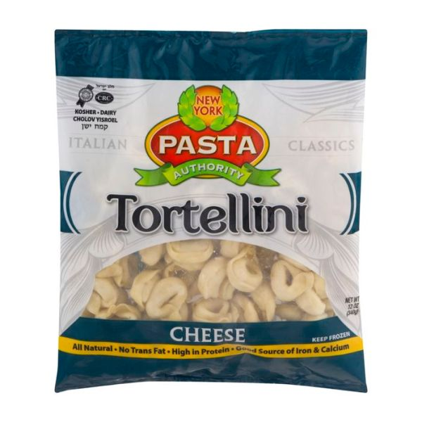 Buy New York Pasta Authority Tortellini Cheese Online