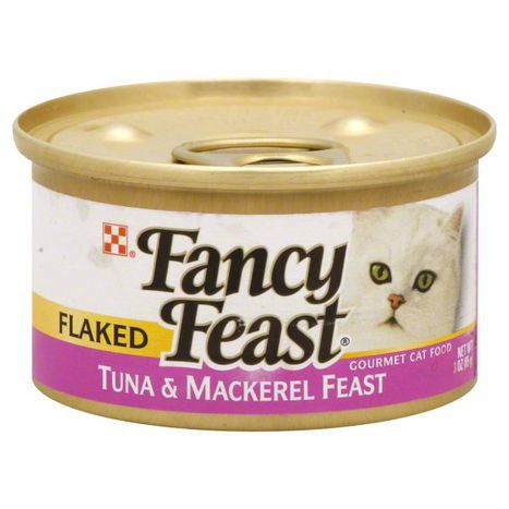Buy Fancy Feast Cat Food Gourmet Flaked Tun Online