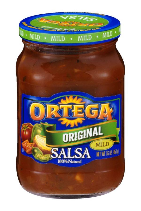 Buy Ortega Salsa Original Mild 16 Ounces Online Mercato