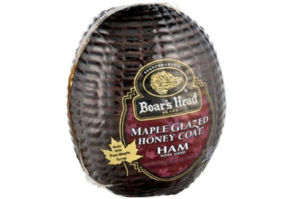 Buy Boar39s Head Maple Glazed Honey Coat Ham Online Mercato