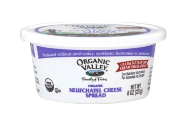 Buy Organic Valley Cheese Spread Neufchatel Online