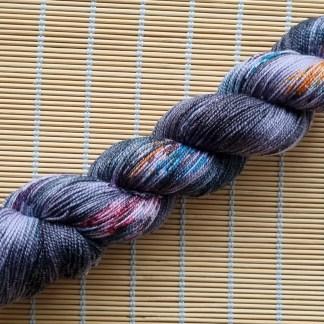 Fruity - custom spun DC yarn