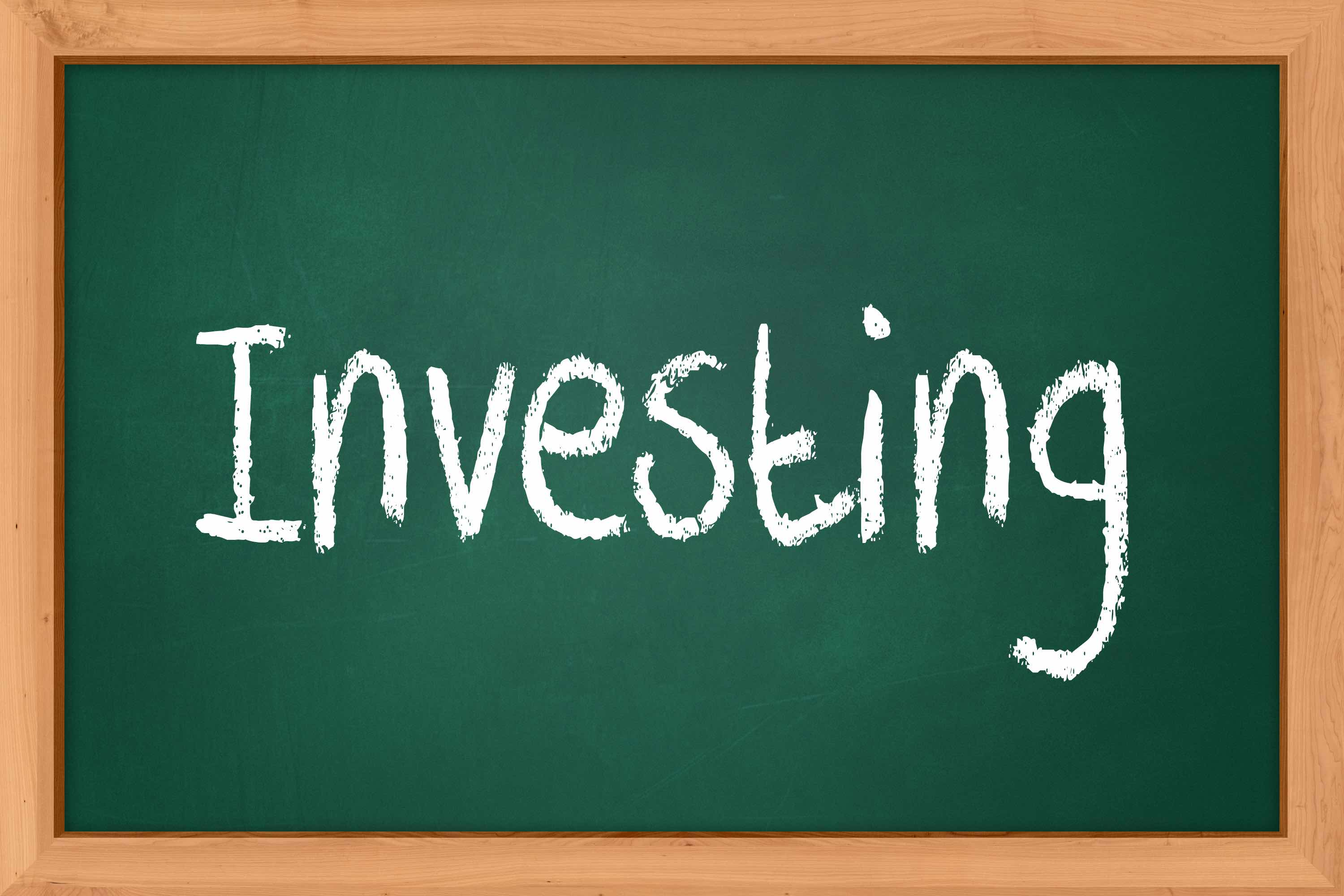 Investing 101 Options For Getting Started
