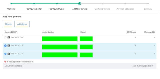 My Experience Deploying HPE Nimble Storage dHCI – Part 1
