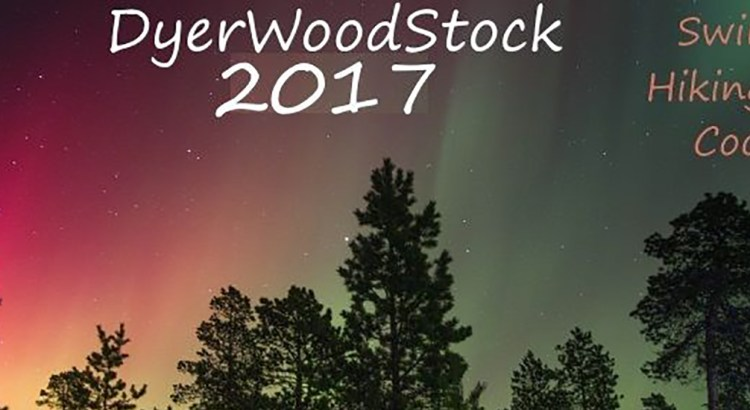 5th Annual DyerWoodstock 1
