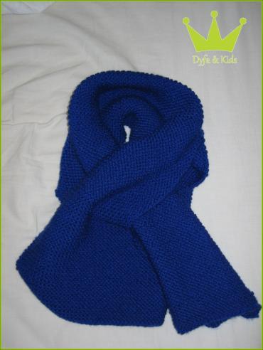 01 -Schal nach eigenen Design - 2005