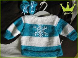 18 - Babypullover Lisa - 2010