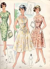 Mode-1950er