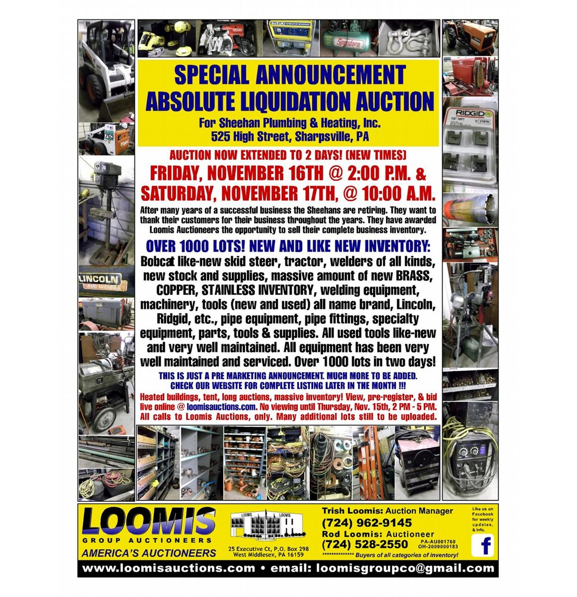 Liquidation World Flyer Flyer Thumbnail Gallery