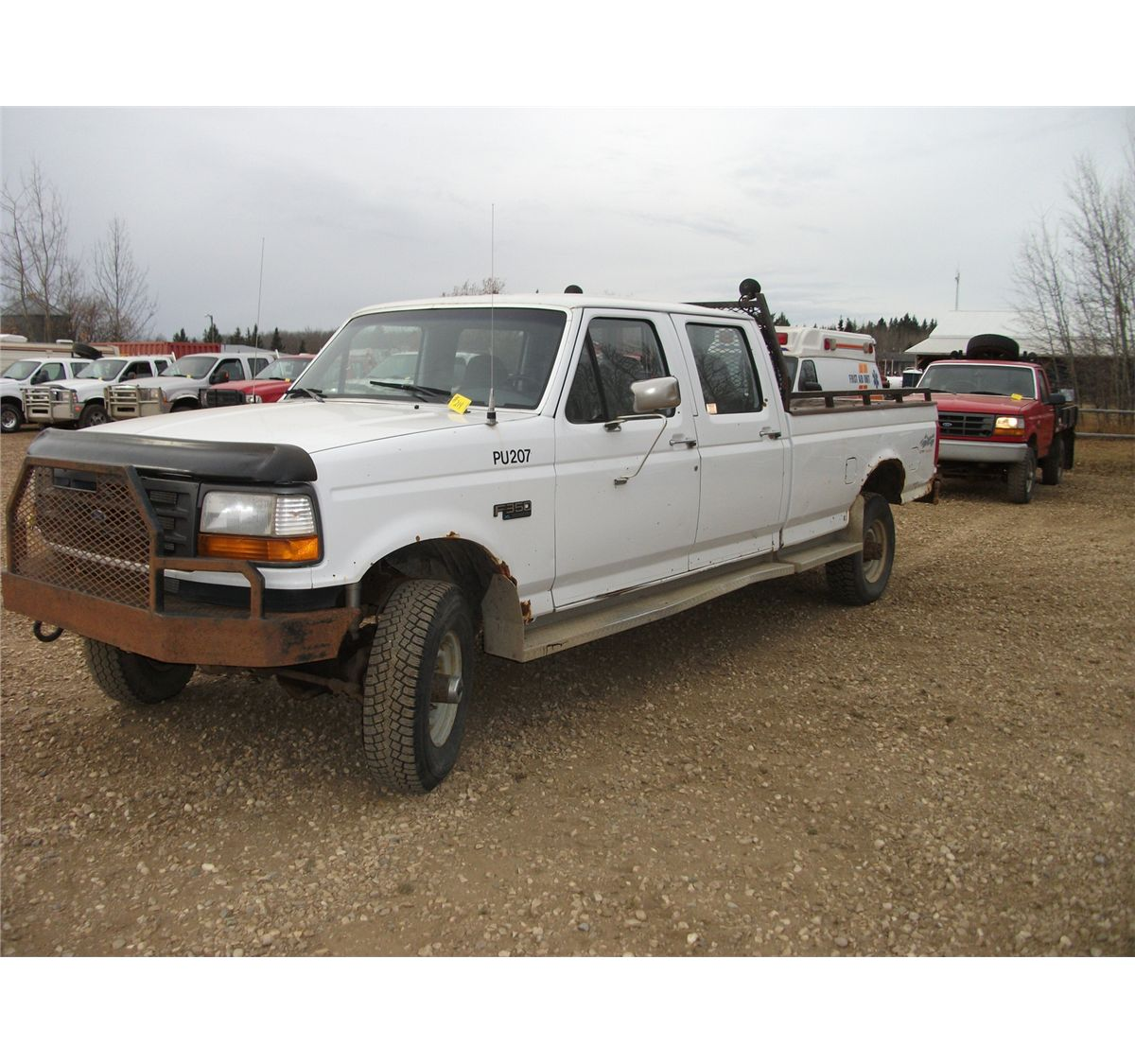 small resolution of image 1 1995 ford f350 xl truck