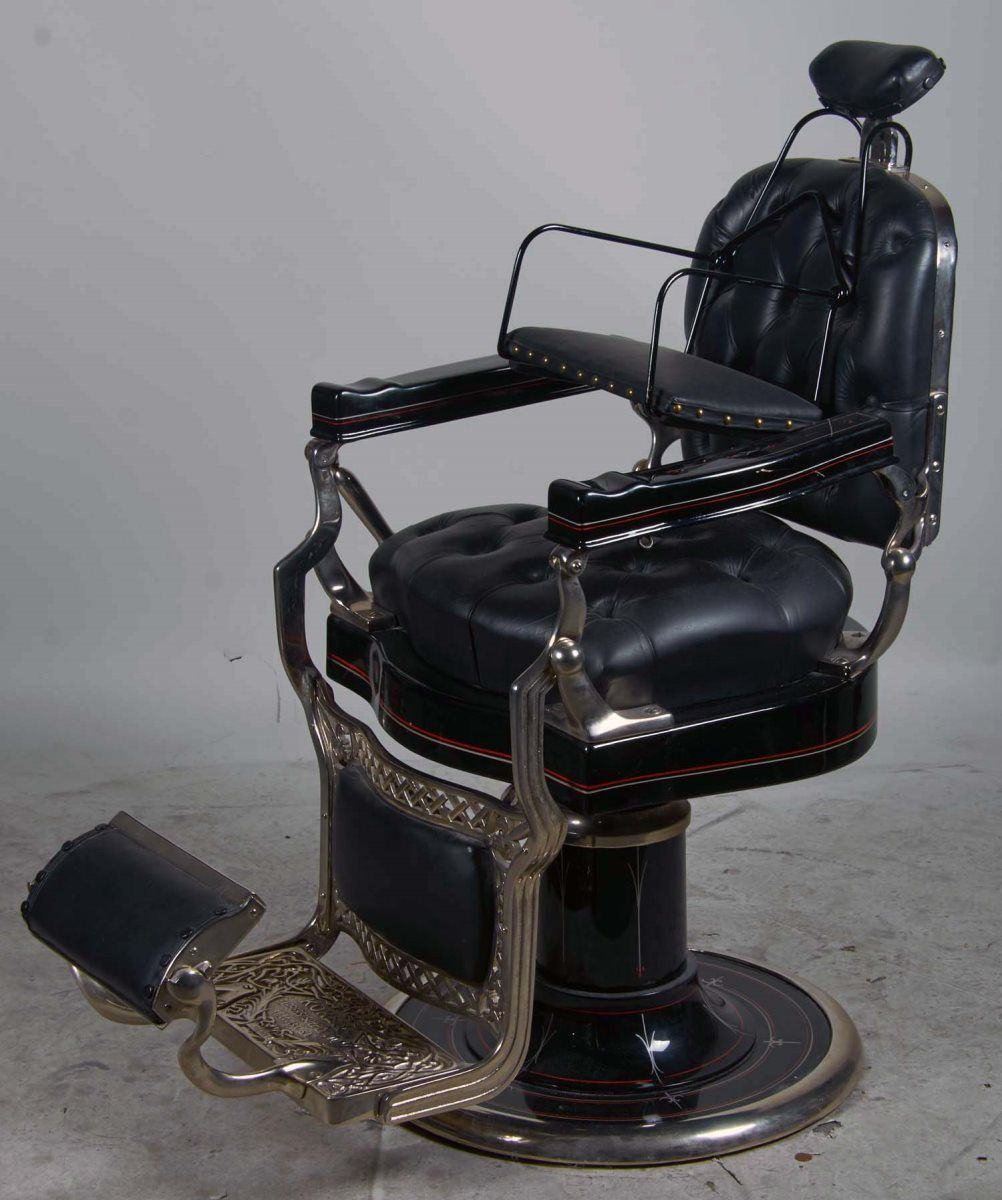 Koken Barber Chairs Koken Barber Chair With Child S Seat