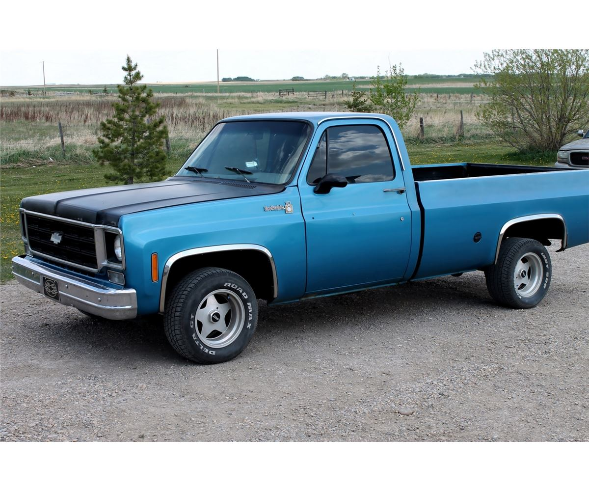 small resolution of image 1 1978 chevy scottsdale c 10