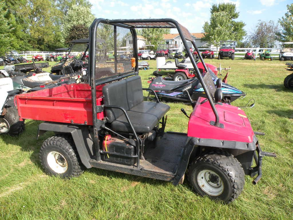 medium resolution of image 1 1988 kawasaki mule 1000 450cc sn jk1afgb14jb500454