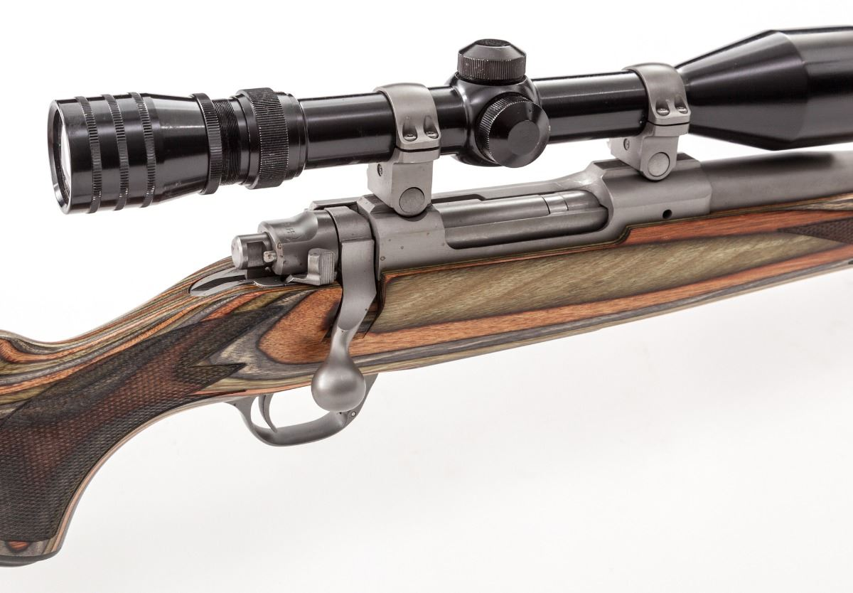 Ruger M77 Hawkeye Bolt Action Rifle