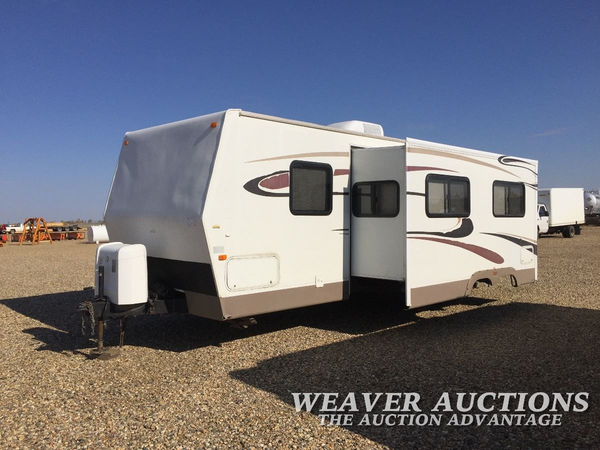 hight resolution of image 1 2004 prowler regal t a travel trailer