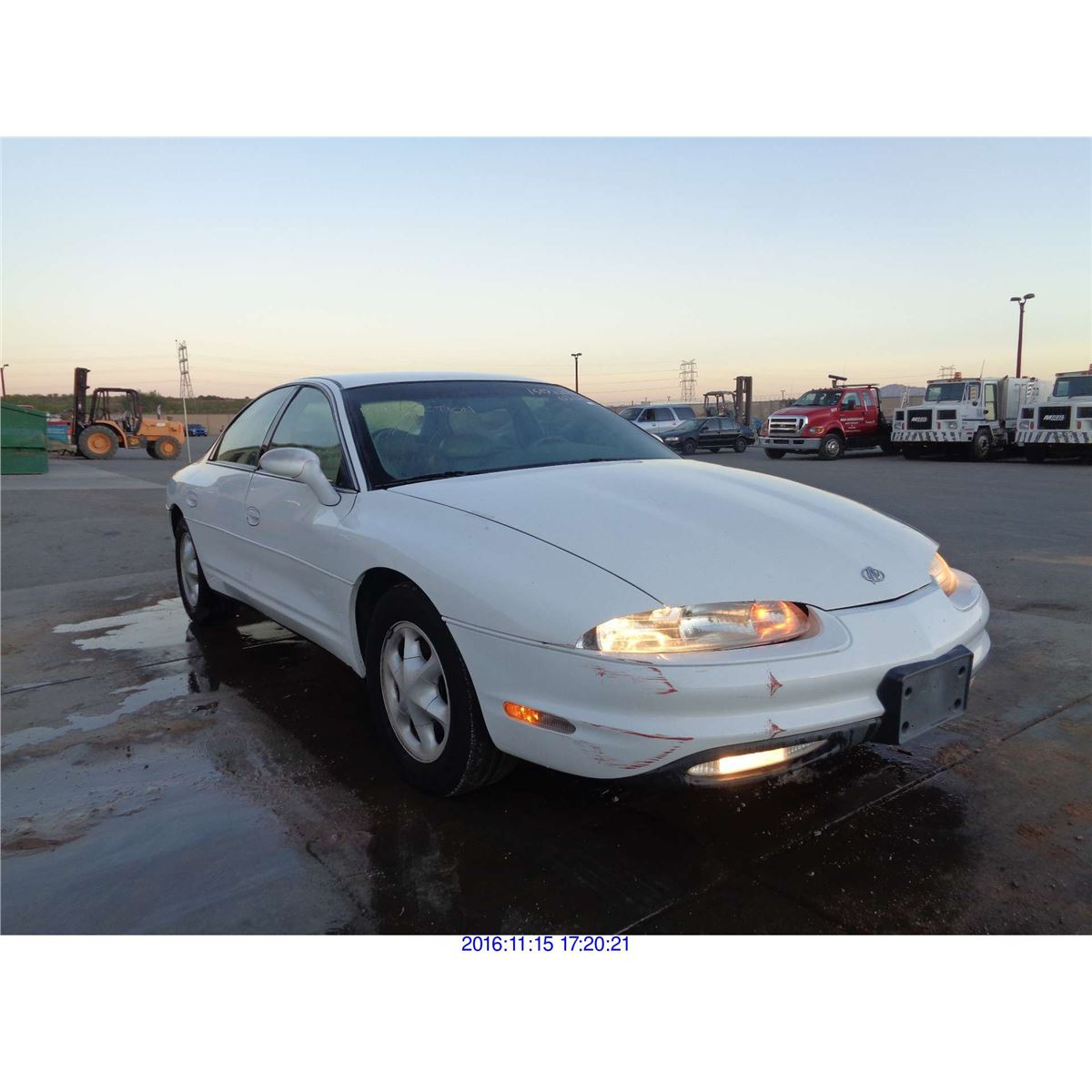 hight resolution of image 1 1999 oldsmobile aurora