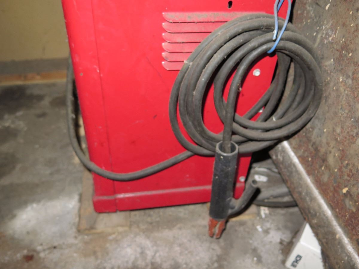 small resolution of  image 4 lincoln electric arc welder ac dc 225 125