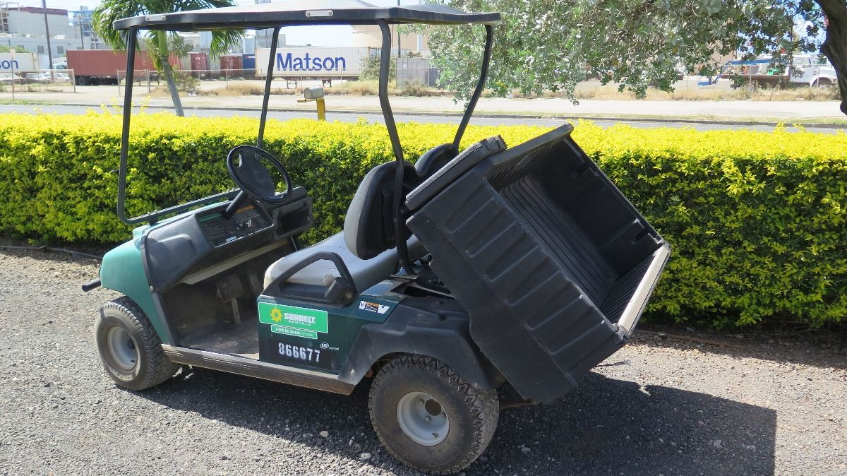 hight resolution of  image 11 2012 club car carryall turf 232 industrial utility gas golf cart has