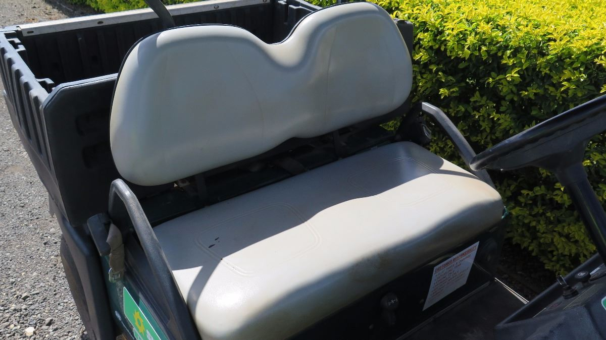hight resolution of  image 6 2012 club car carryall turf 232 industrial utility gas golf cart has