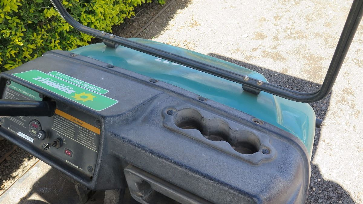 hight resolution of  image 8 2012 club car carryall turf 232 industrial utility gas golf cart has