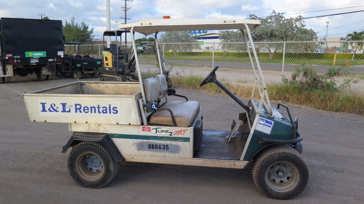 small resolution of video image 1 2002 club car carryall turf 252 industrial gas utility golf cart manual