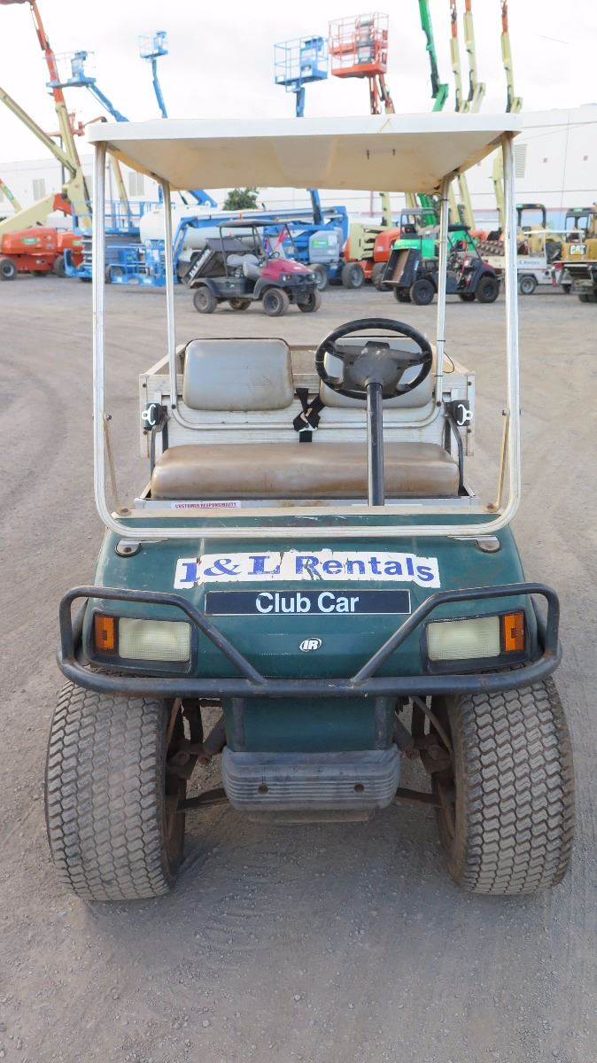 small resolution of  image 3 2002 club car carryall turf 252 industrial gas utility golf cart manual